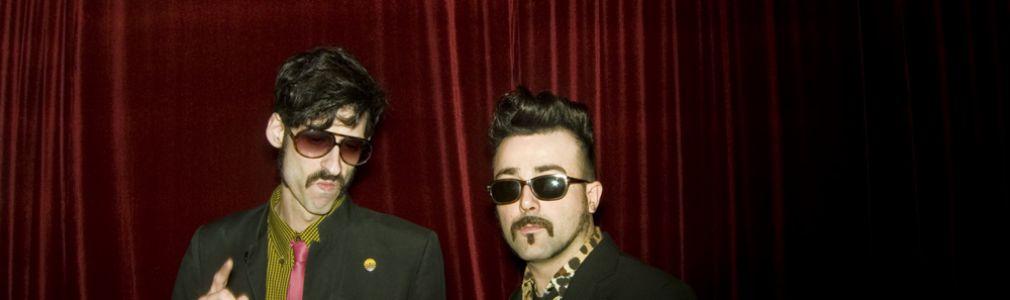 'Compostela Rock': Dúo Cobra