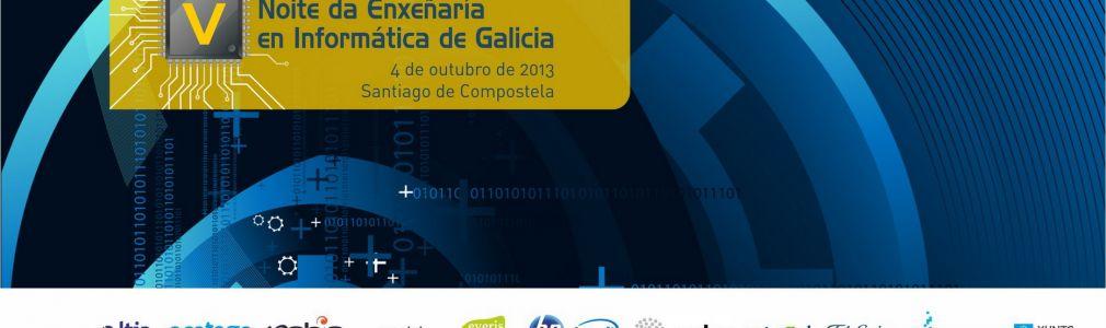 V Noite da Enxeñaría en Informática de Galicia