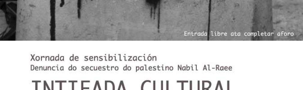 Jornada de sensibilización 'Intifada Cultural'