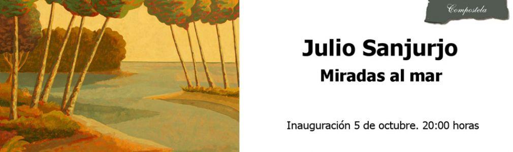 Julio Sanjurjo: 'Miradas al mar'