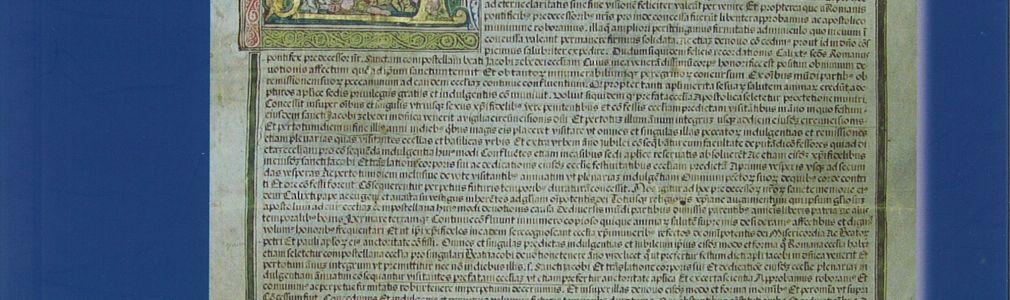 Presentación del libro 'La iglesia de Santiago y el pontificado en la Edad Media (1140-1417)'