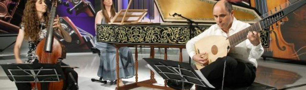 Via Stellae 2012: 'La viola da gamba de Marin Marais'