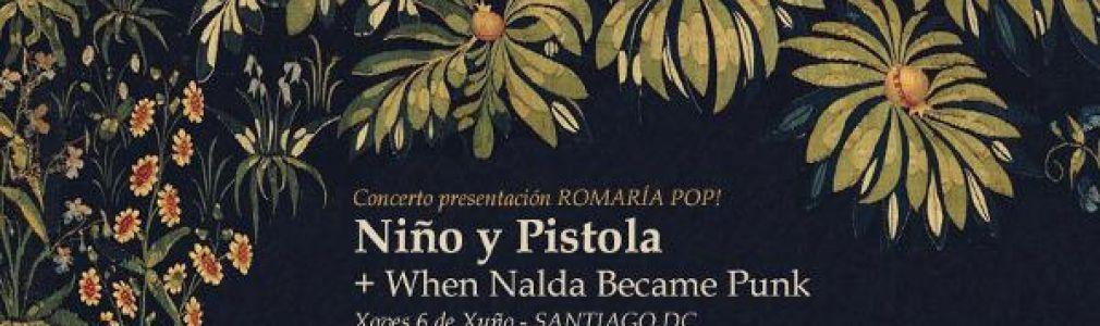 Concierto Presentación Romería Pop 2013