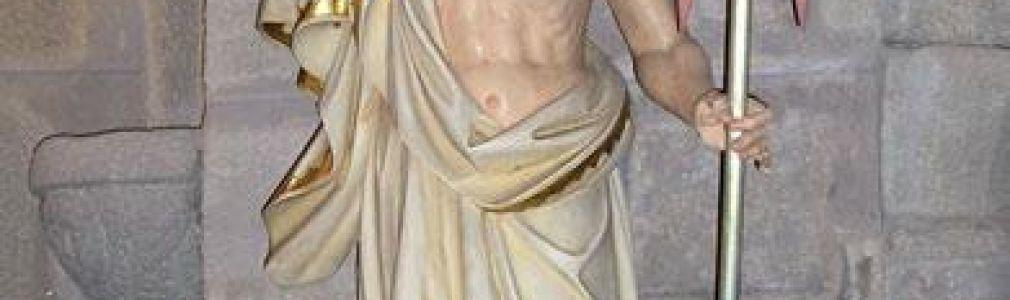 Semana Santa 2012: Procesión del Cristo Resucitado