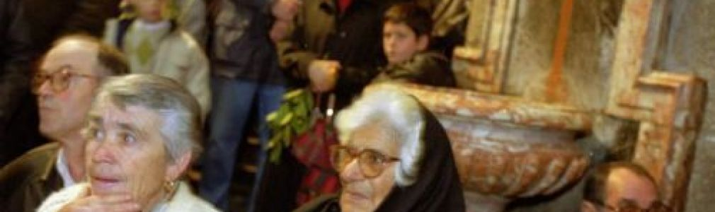 Semana Santa 2012: Santa Misa Estacional