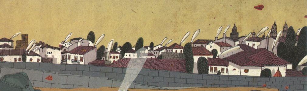 Presentación del libro 'Compostela', de David Pintor