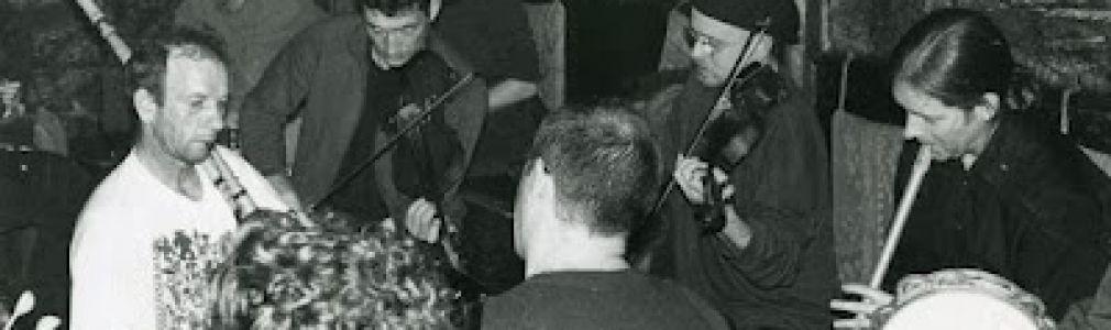 Foliada de música tradicional