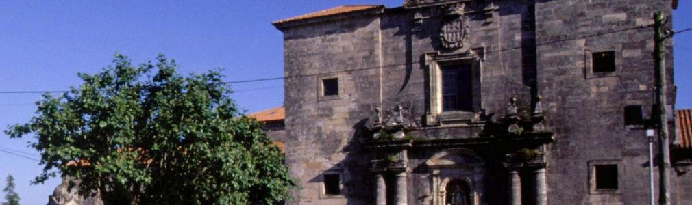 Monastery and Church of Santa María de Conxo