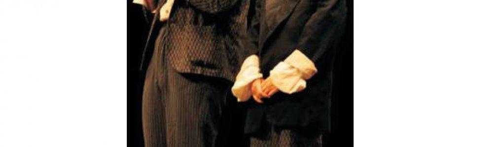 X Festival de Teatro Aficionado 'Agustín Magán': 'Esperando a Godot'