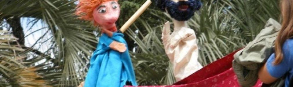 'Verán na rúa 2013': 'O galo Quirico e os seus amigos'