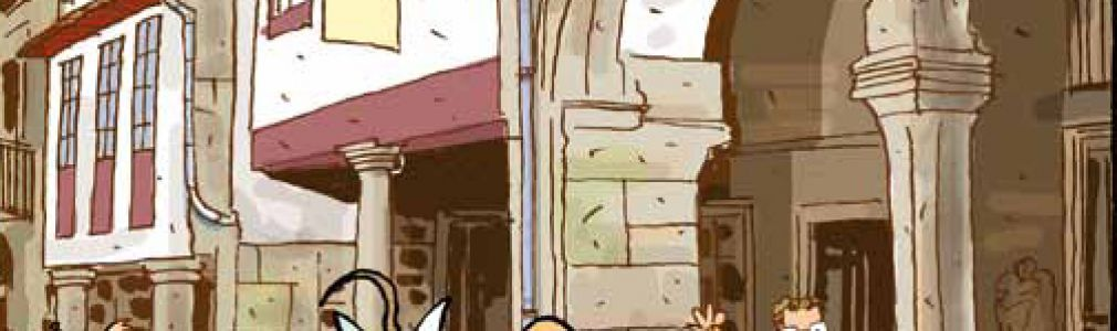 Postcard 3: Rúa do Vilar