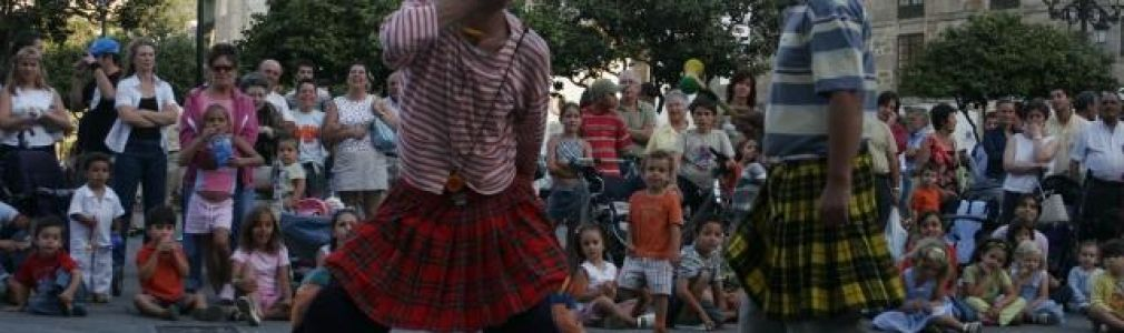 'Verano en la calle 2012': Rudi Dudi