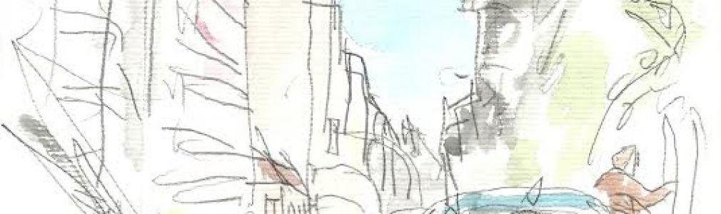 Pablo Tomé: 'Dibujos'