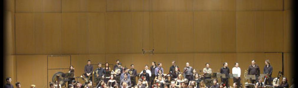 Concierto de la Orquestra Joven de la Sinfónica de Galicia