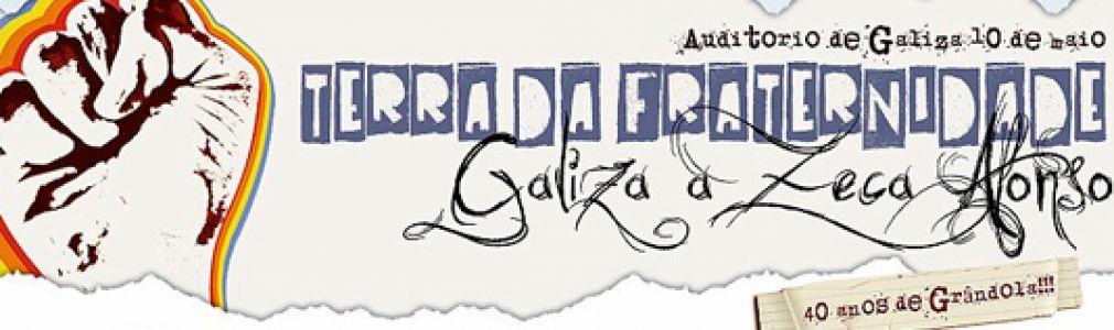 'Terra da fraternidade' Homenaje a Zeca Afonso