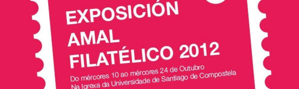 'Amal Filatélico 2012'