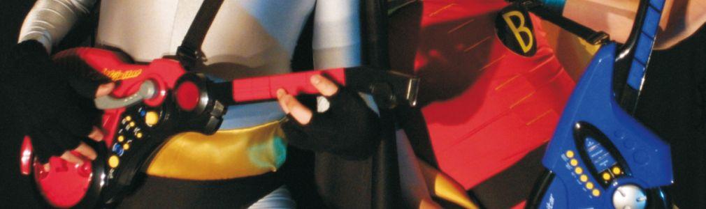'Ratman & Bobyn. Superhéroes de las cloacas'