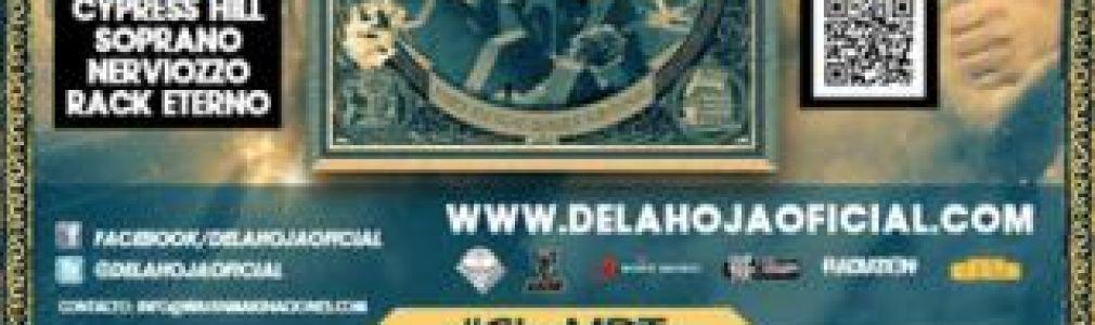 Concierto de DeLahoja + Olímpicos