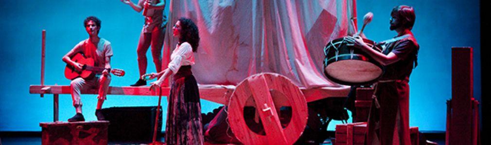 Teatro do Noroeste: 'Touporroutou da lúa e do sol'