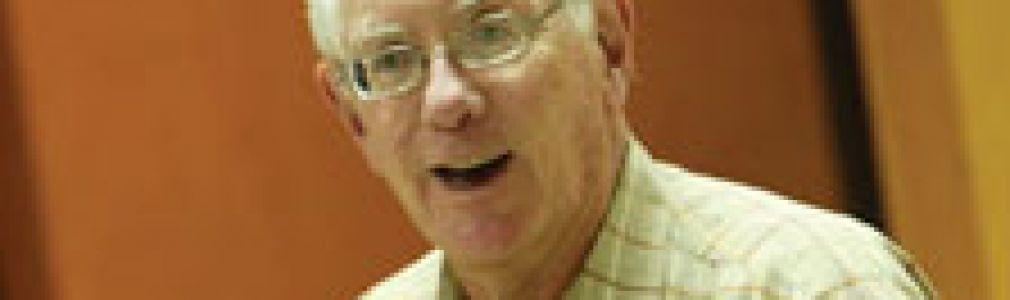 Programa 'ConCiencia': Conferencia de Sheldon L. Glashow