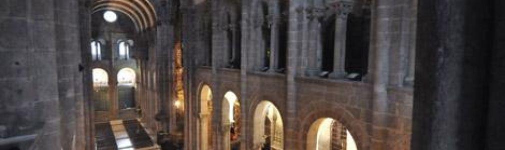 Visitas guiadas a la tribuna románica de la Catedral