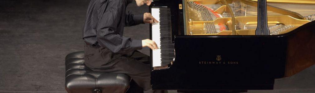 VI Ciclo de piano Ángel Brage: Andrea Bacchetti