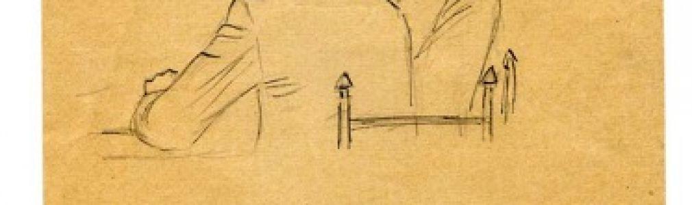 'Miguel de Unamuno. Dibujos'