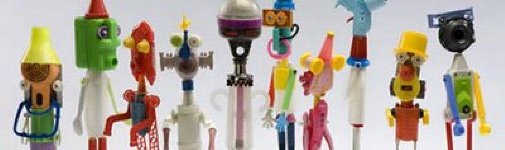 Taller de juguetes reciclados