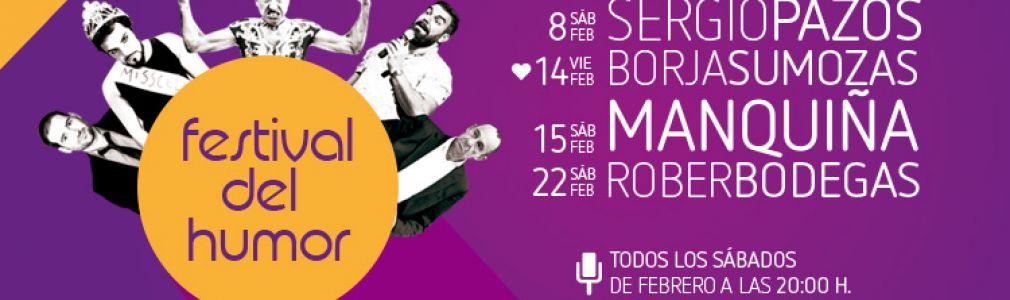 'Festival del Humor': Borja Sumozas