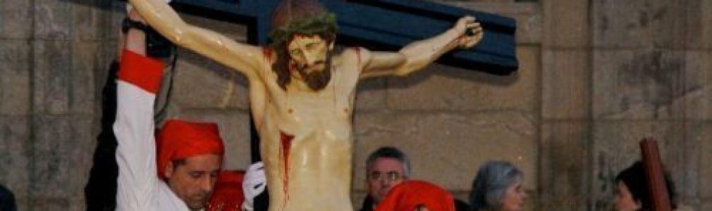 Semana Santa 2012: Procesión del Cristo de la Paciencia