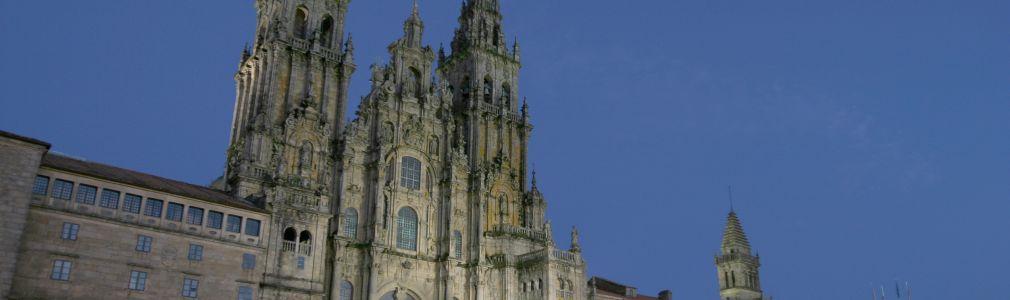 Obradoiro - Fachada de la Catedral