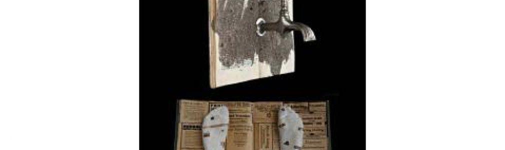 Exposición colectiva 'Biblioteca de Olladas'