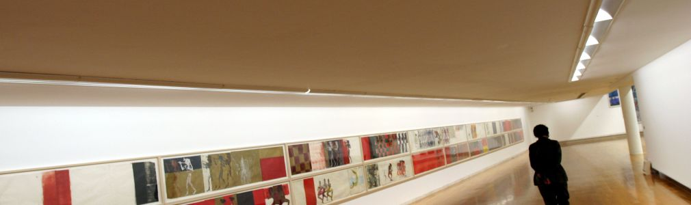 CGAC - Interior sala