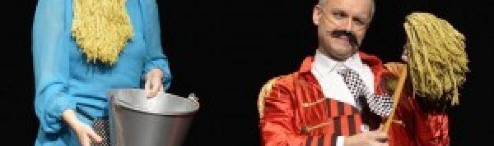 Ciclo 'Brinca Gaiás': 'Il cirque d'amore'