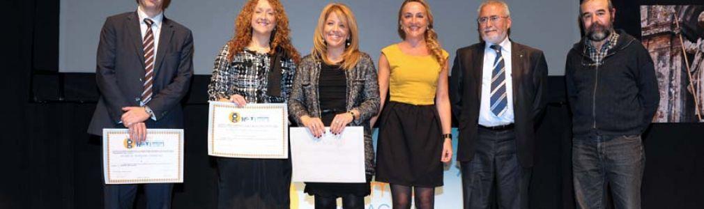 El Ayuntamiento de Santiago y Hostelería Compostela reciben un premio por su promoción conjunta