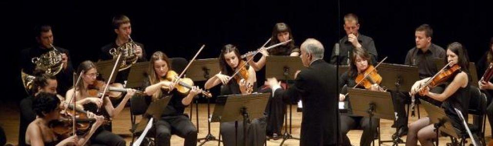 Ciclo 'Novas orquestras': Concierto de fin de curso de alumnos de la EAEM