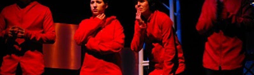 XI Muestra de Teatro Universitario de Galicia: 'Odisea Espacial'
