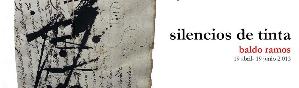 Baldo Ramos: 'Silencios de tinta'