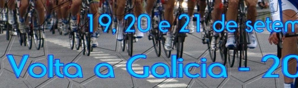 XIII Volta Ciclista a Galicia: Primera etapa
