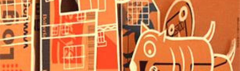 Taller infantil 'Cidade de cartón'