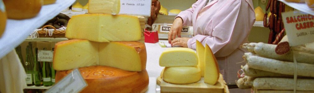 Galician cheese