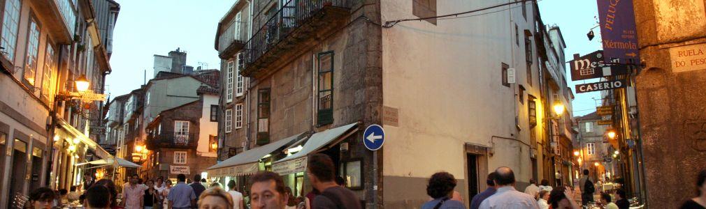Las pernoctaciones en Santiago subieron un 10,4% en mayo