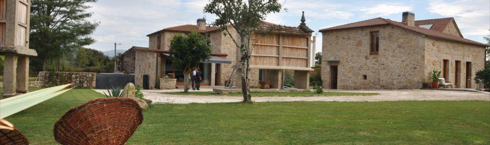 Casas rurales Os Lambráns