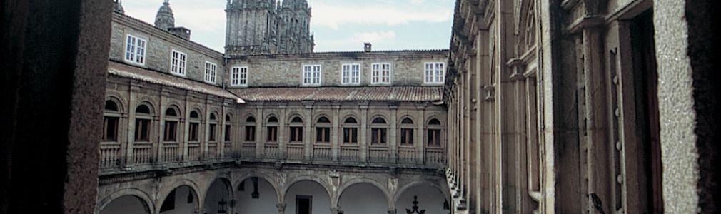 Hostal dos Reis Católicos - Claustro renacentista