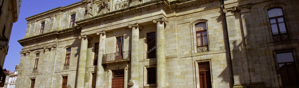 Universidad de Santiago -  Geography and History building