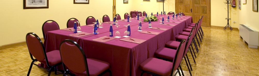 Hotel Virxe da Cerca - Meeting room