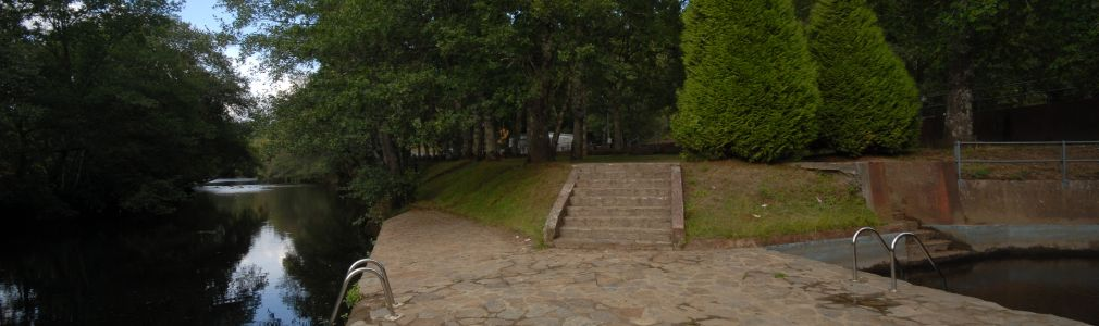 Swimming Area of A Tarroeira