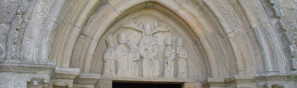 Iglesia de Santa María a Maior de Iria Flavia 3