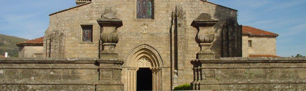 Iglesia de Santa María a Maior de Iria Flavia 2