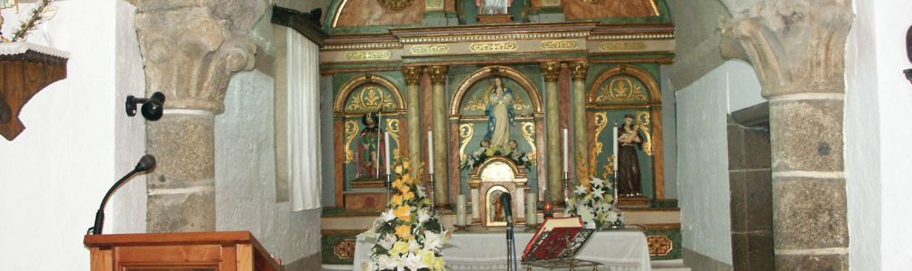 Iglesia de Santa María de Páramos 3